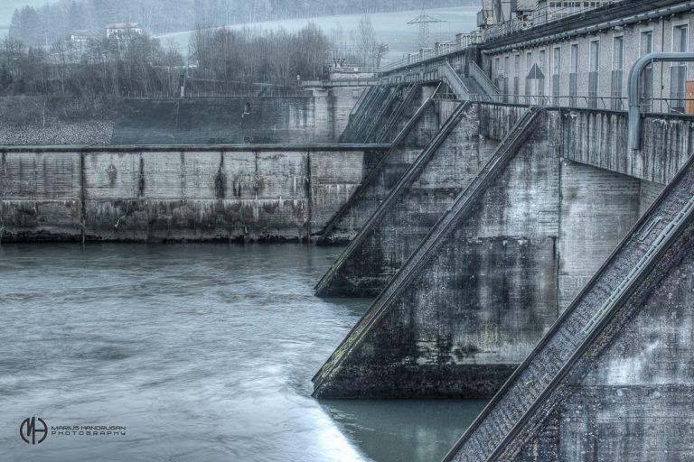 Wasserkraftwerk Steinmauer