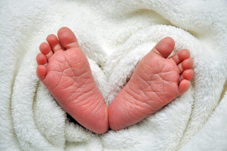 Zauberhafte Detailfotos von Babys