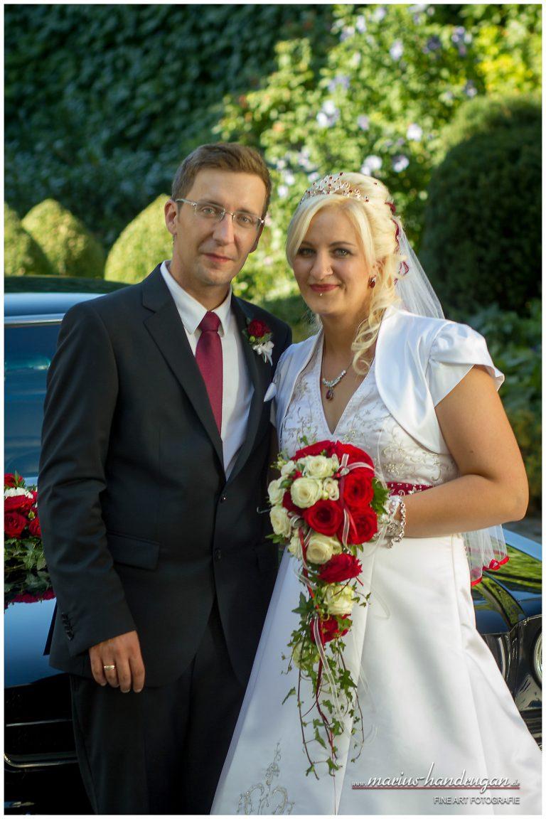 Wunderschöne Hochzeitsfotos
