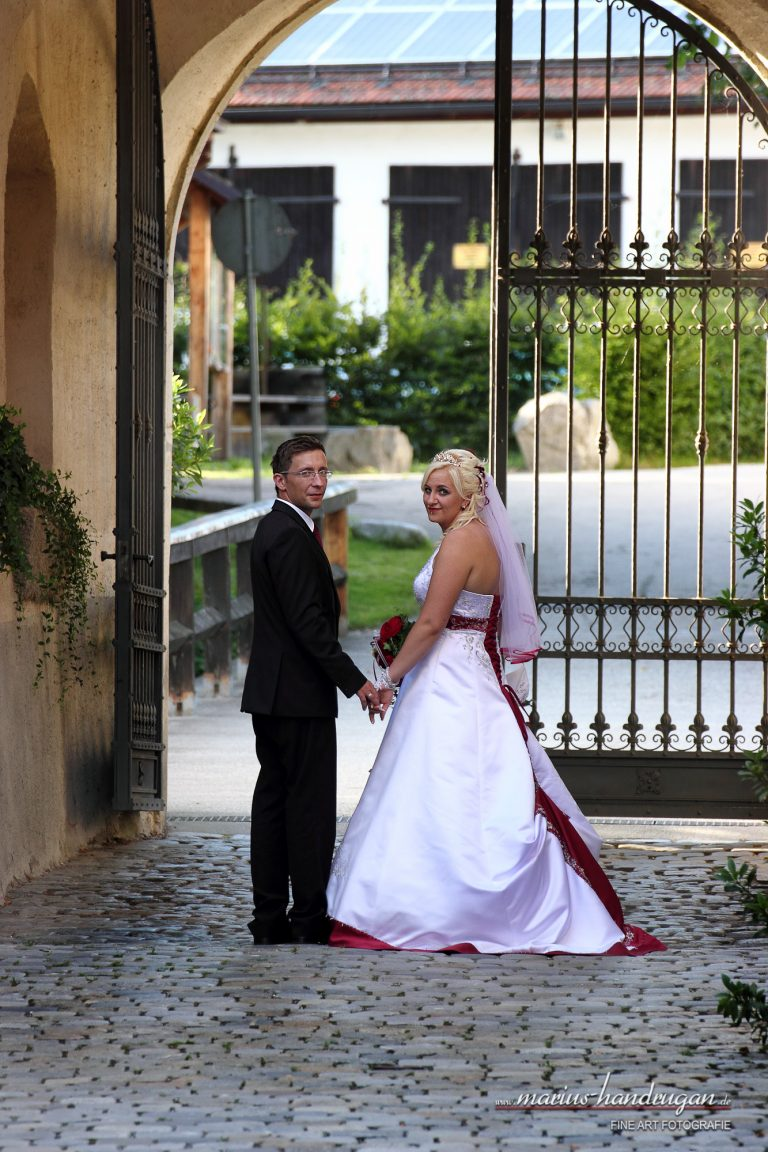 Brautpaar Shooting in Passau