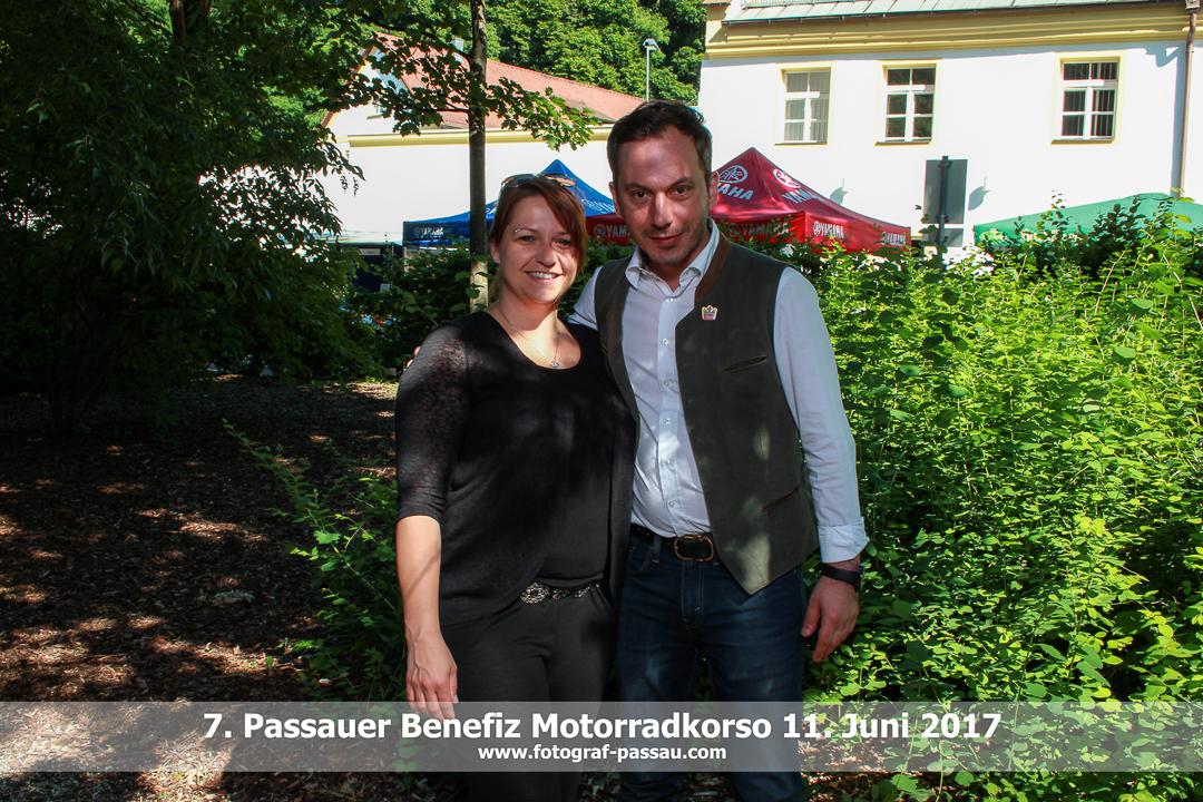 Fotobox im Hacklberger Biergarten
