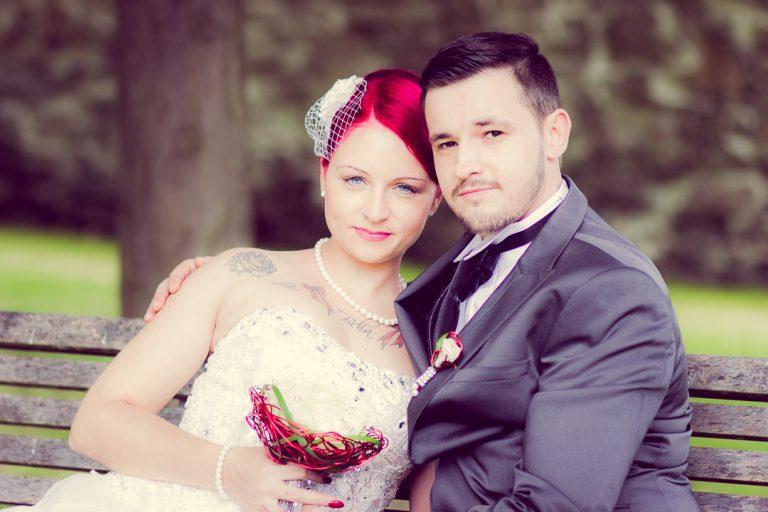 Fotograf für romantische Hochzeitsfotos Passau