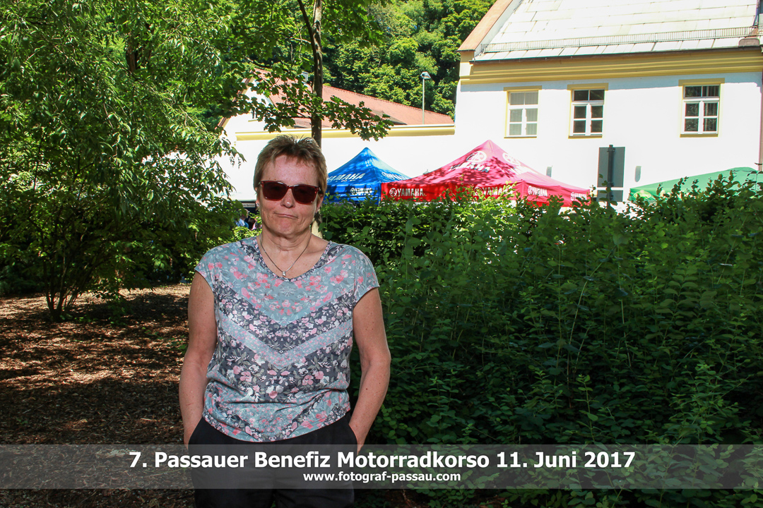 Photo Booth Motorradkorso Passau