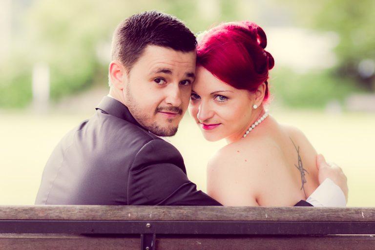 Traumhafte Hochzeitsfotos