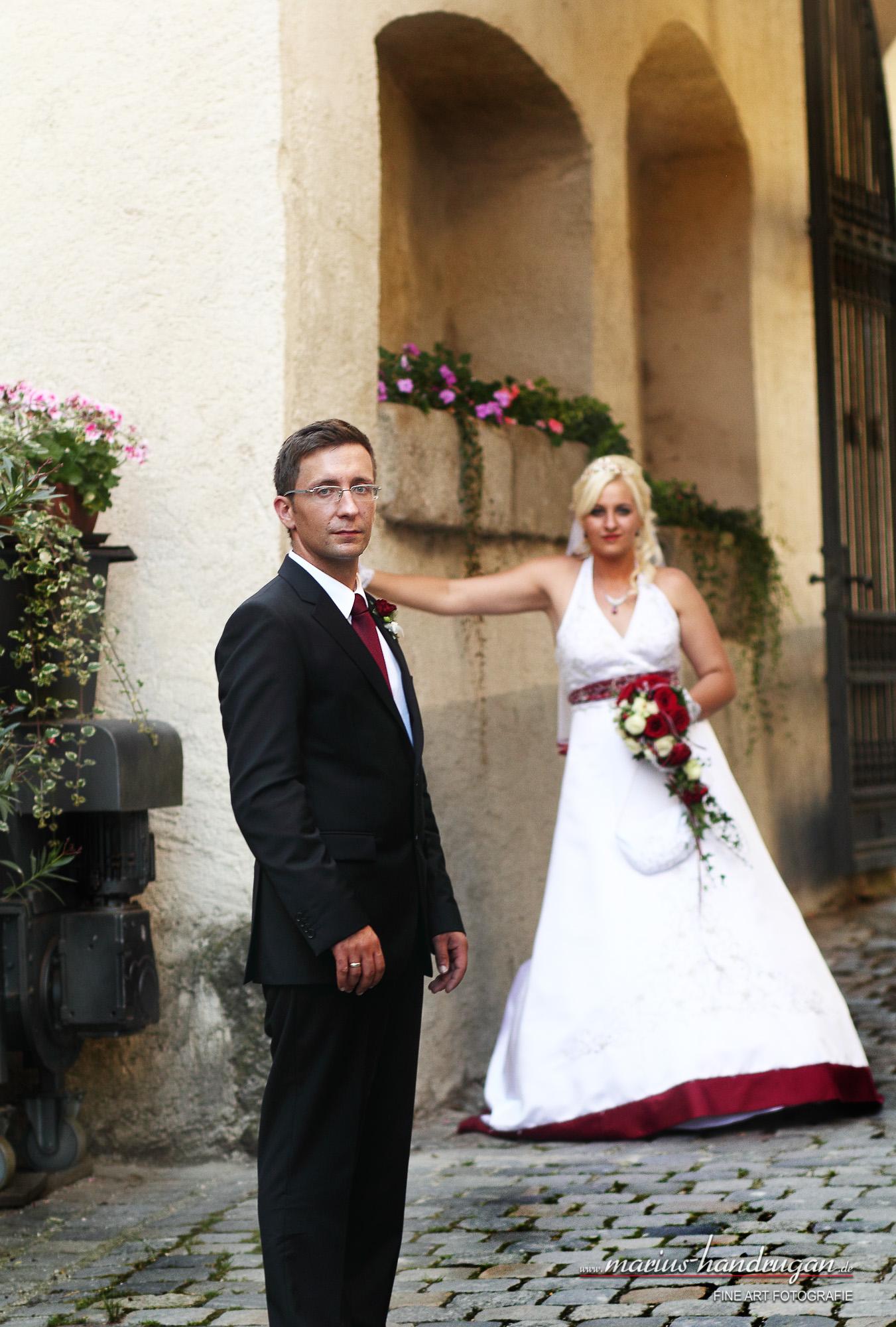 Hochzeitsshooting Passau