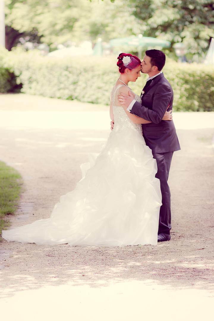 Fotograf für Brautpaar-Shooting Passau und Umgebung