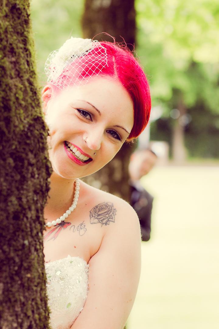 Fotoreportagen für die Hochzeit