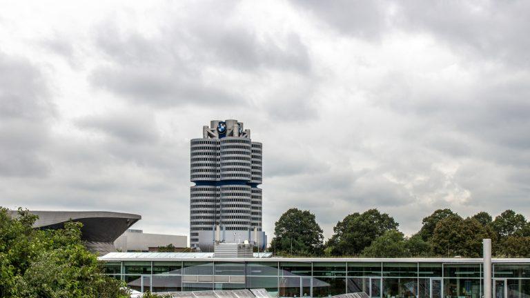 BMW Tower München