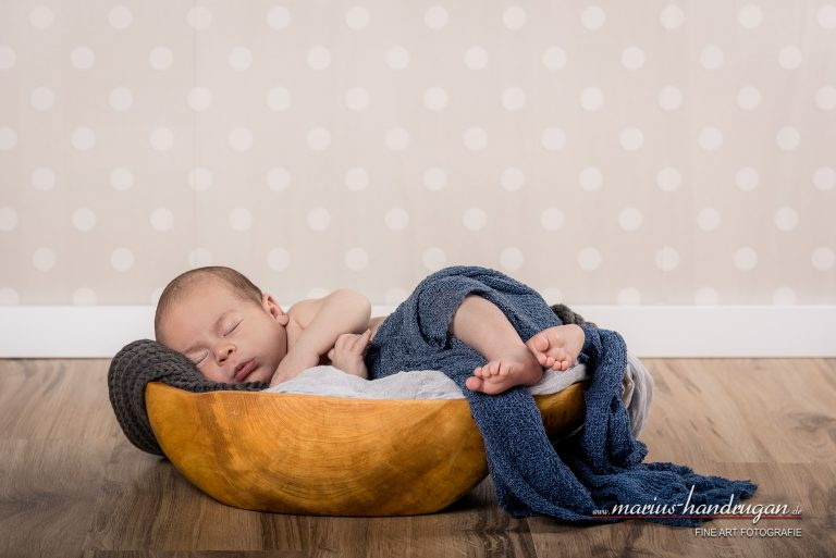 Babyfotos mit Stil in Passau