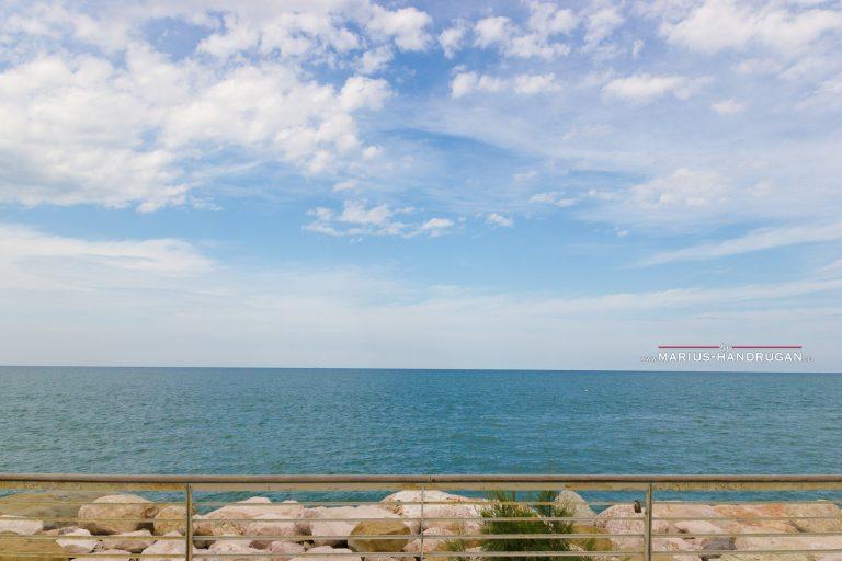 Meeres Panorama