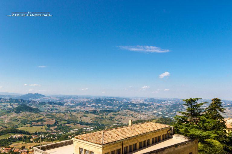 Unendliche Weite San Marino
