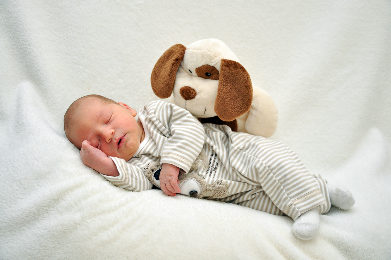 Süße Babybilder
