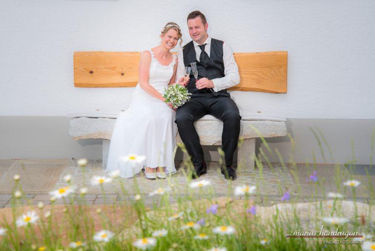 Atemberaubende Hochzeitsmomente