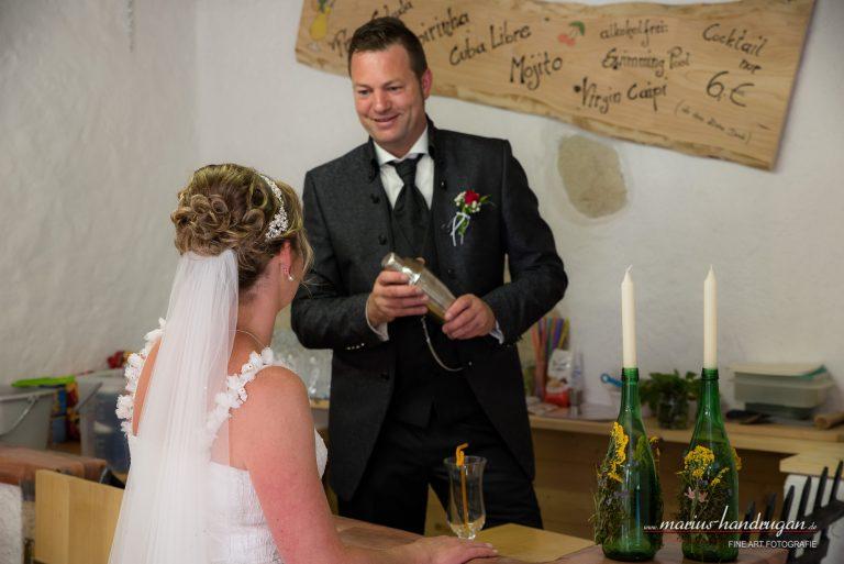 Ausgefallene Hochzeitsbilder in der Umgebung um Passau