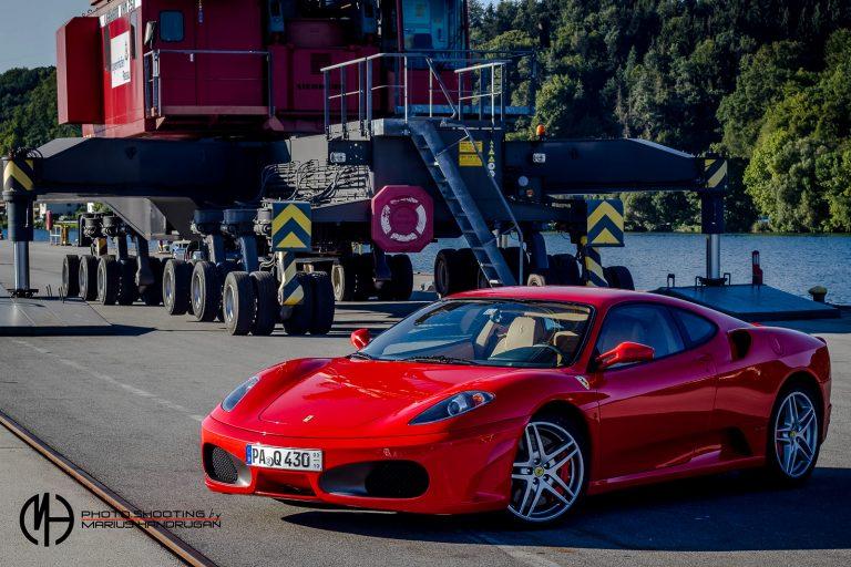 Autofotograf Ferrari