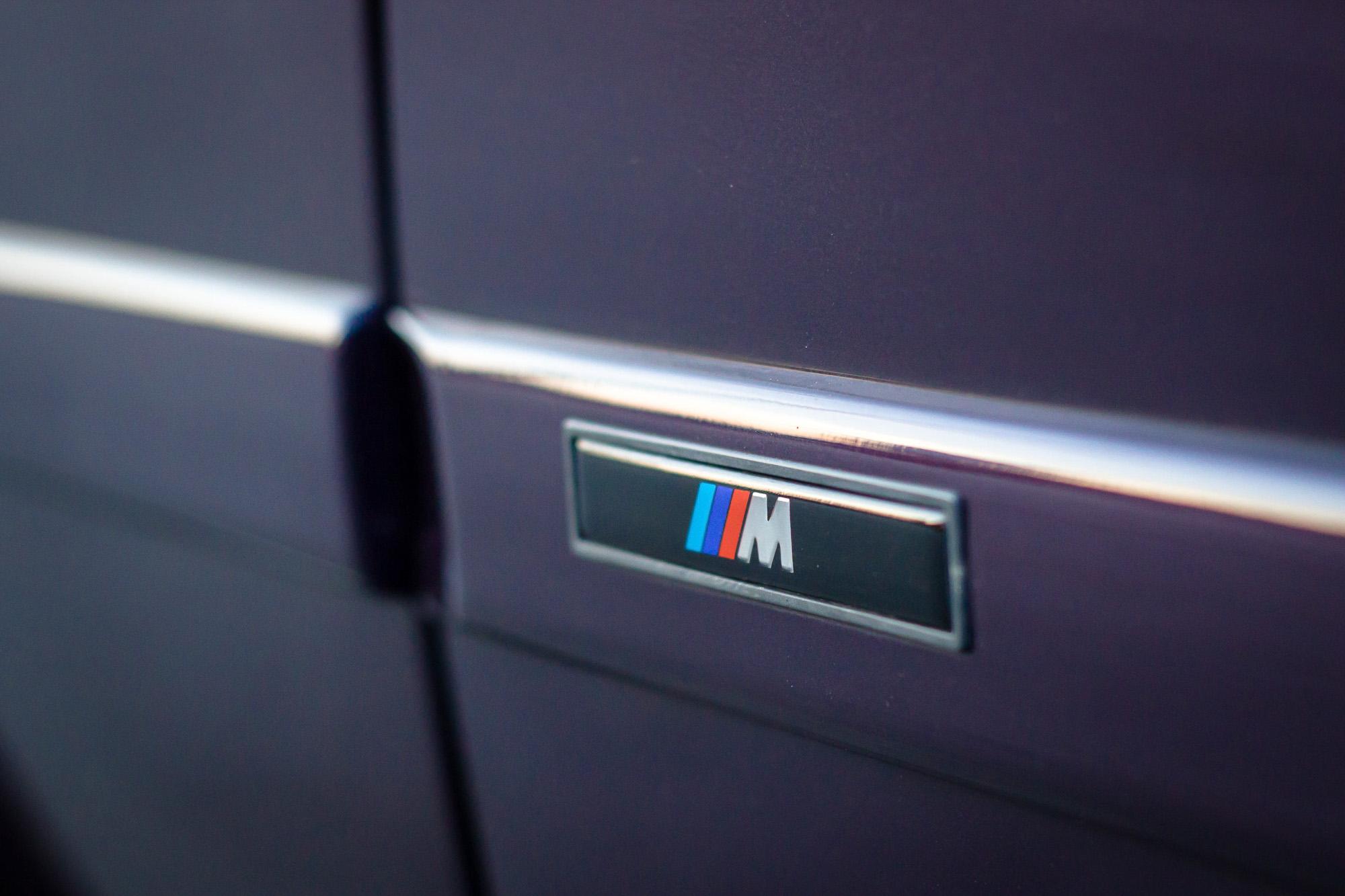 Autofotografie BMW M3 Detailfotos Passau