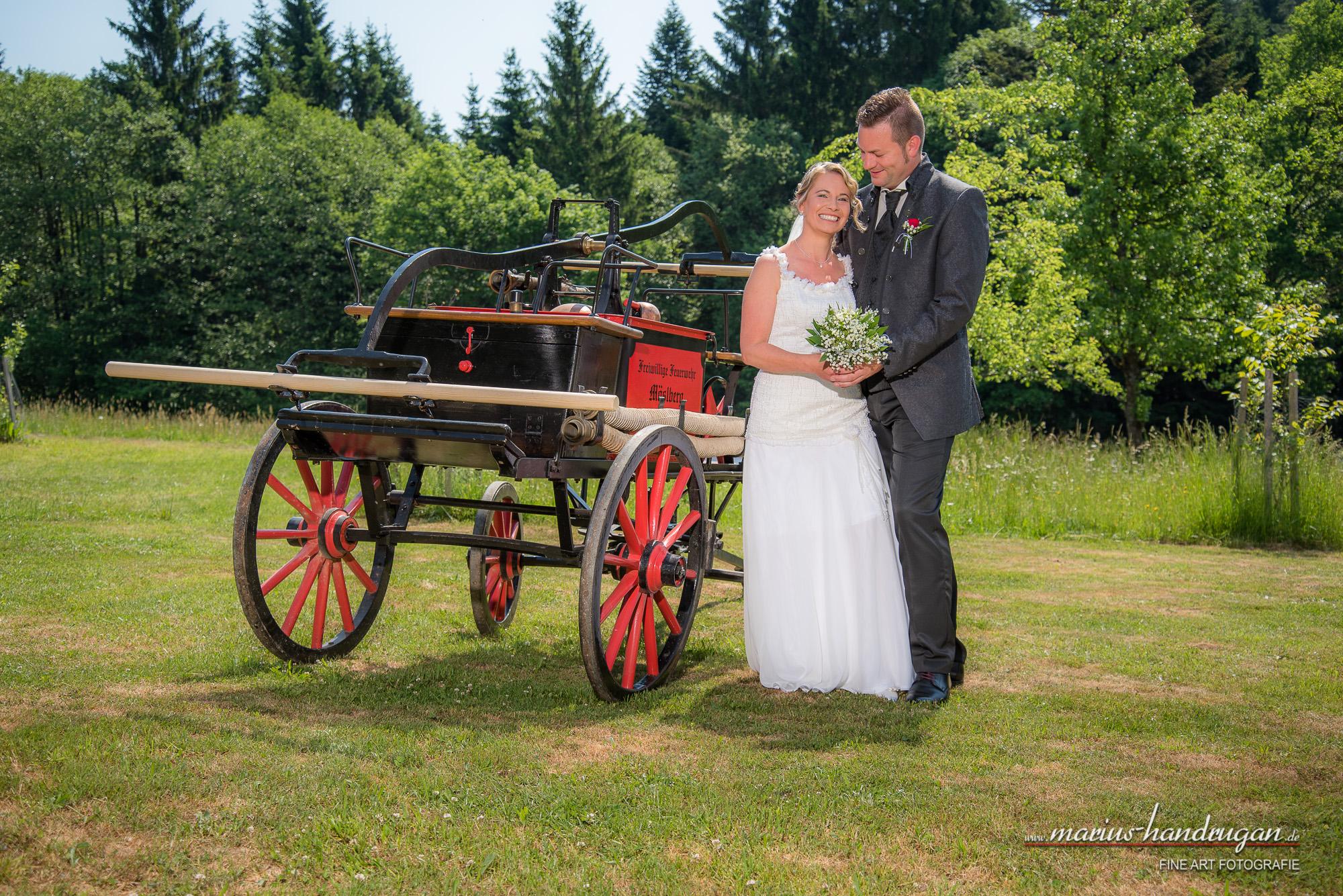 Brautpaar-Shooting vom Fotografen aus Passau