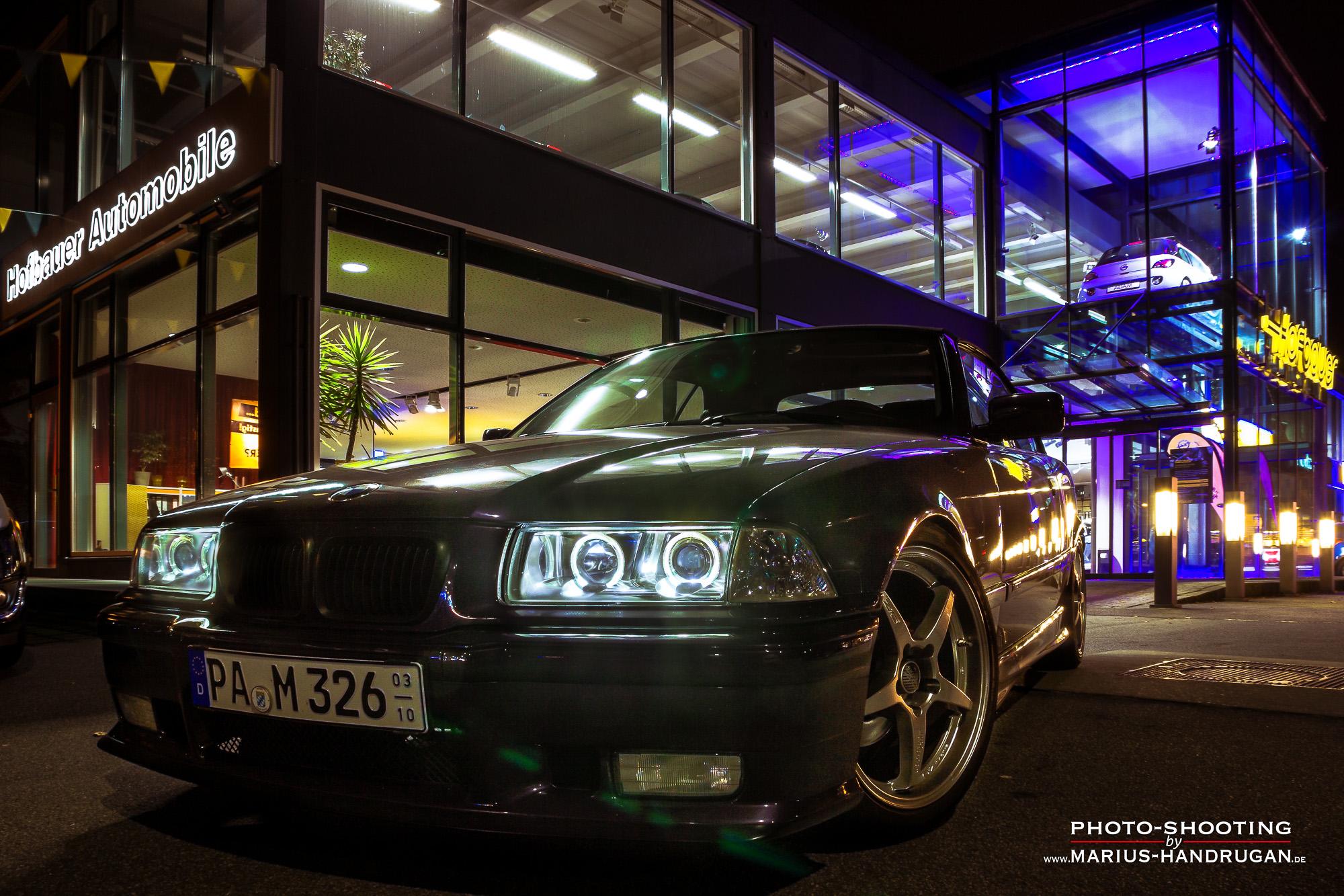 Der Fahrzeugfotograf in Passau