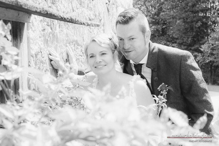 Hochzeit im Landstil