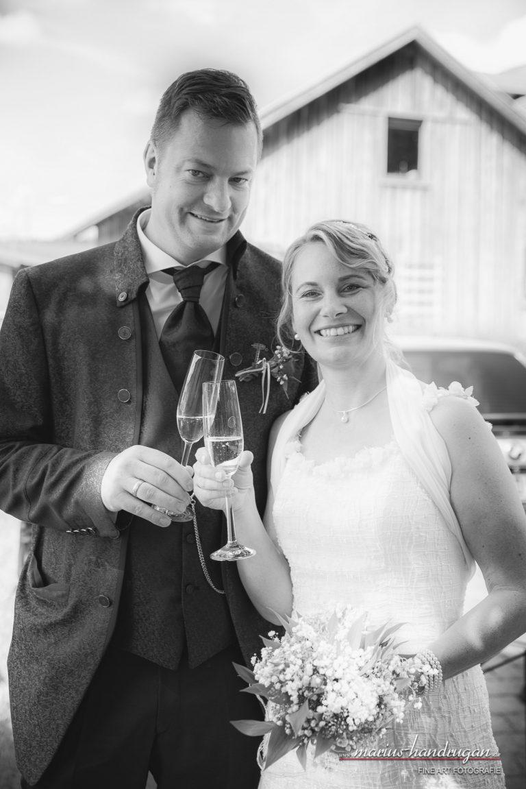 Hochzeitsfeier in Passau