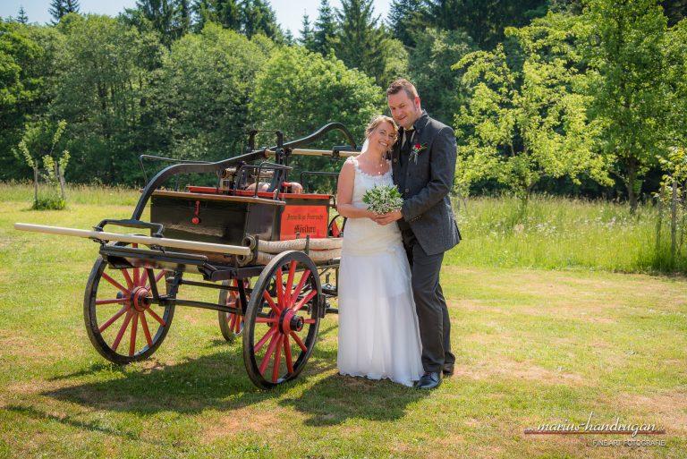 Hochzeitsfotos in Passau
