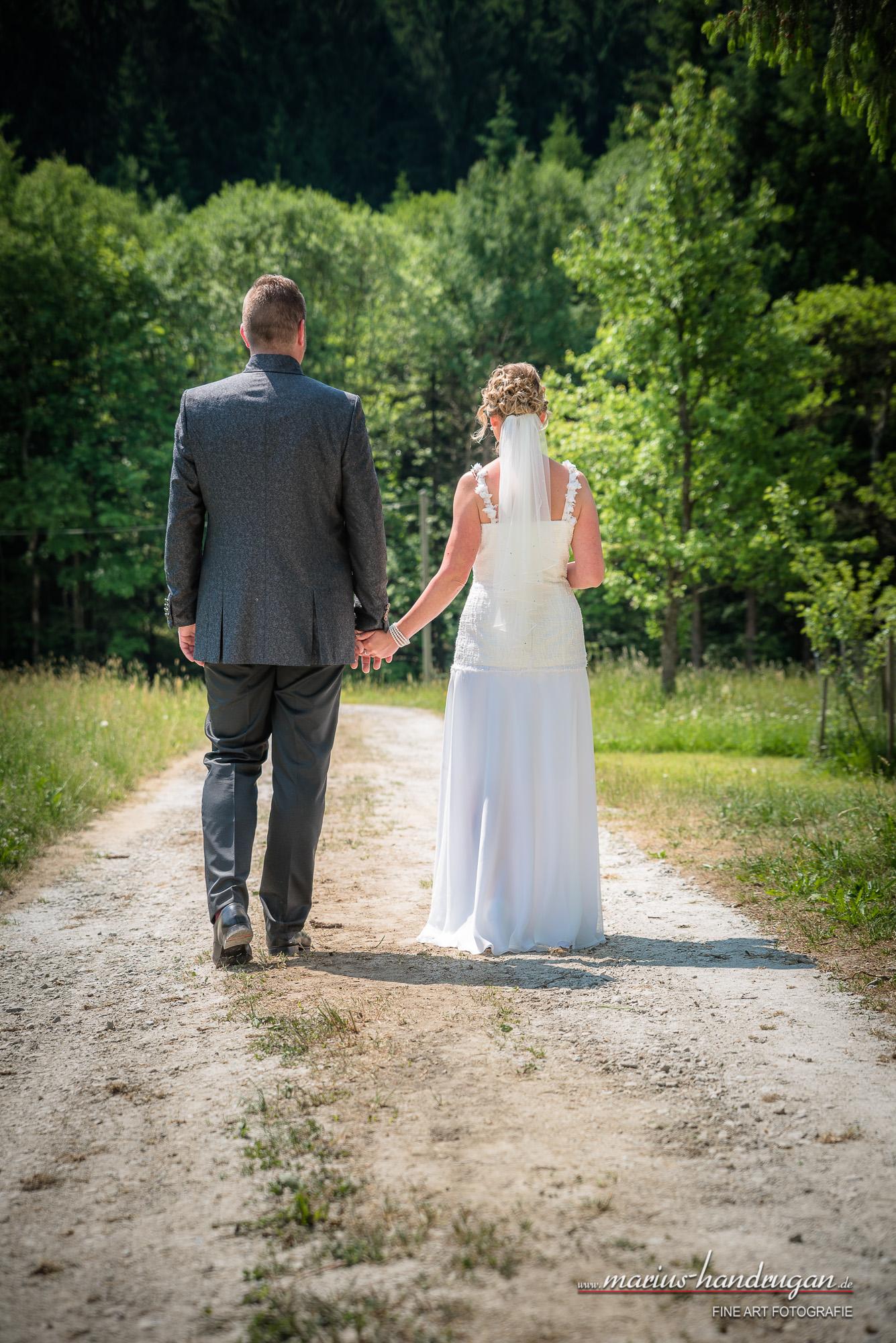 Hochzeitsfotos Salzweg