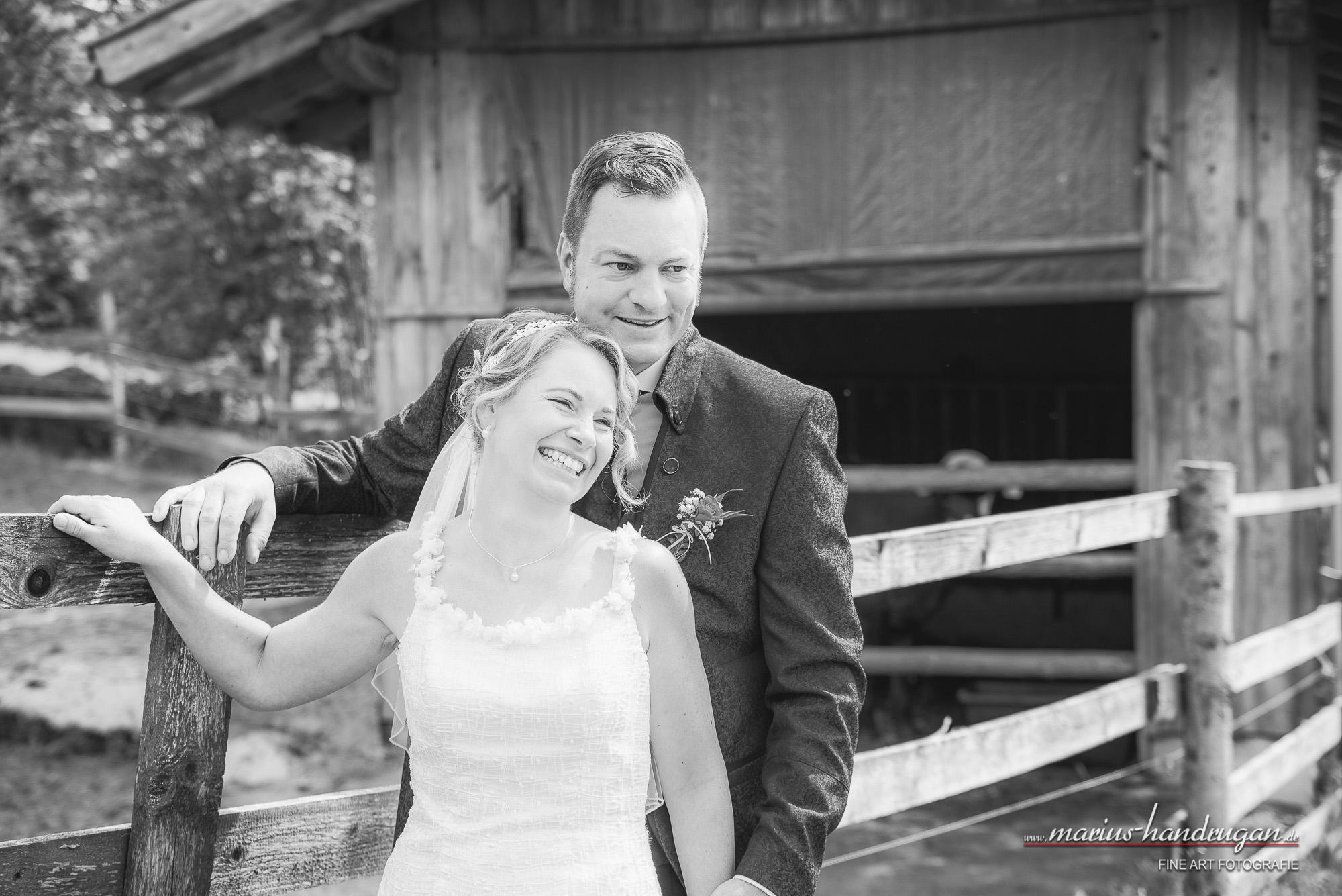 Hochzeitsreportage Real-Wedding