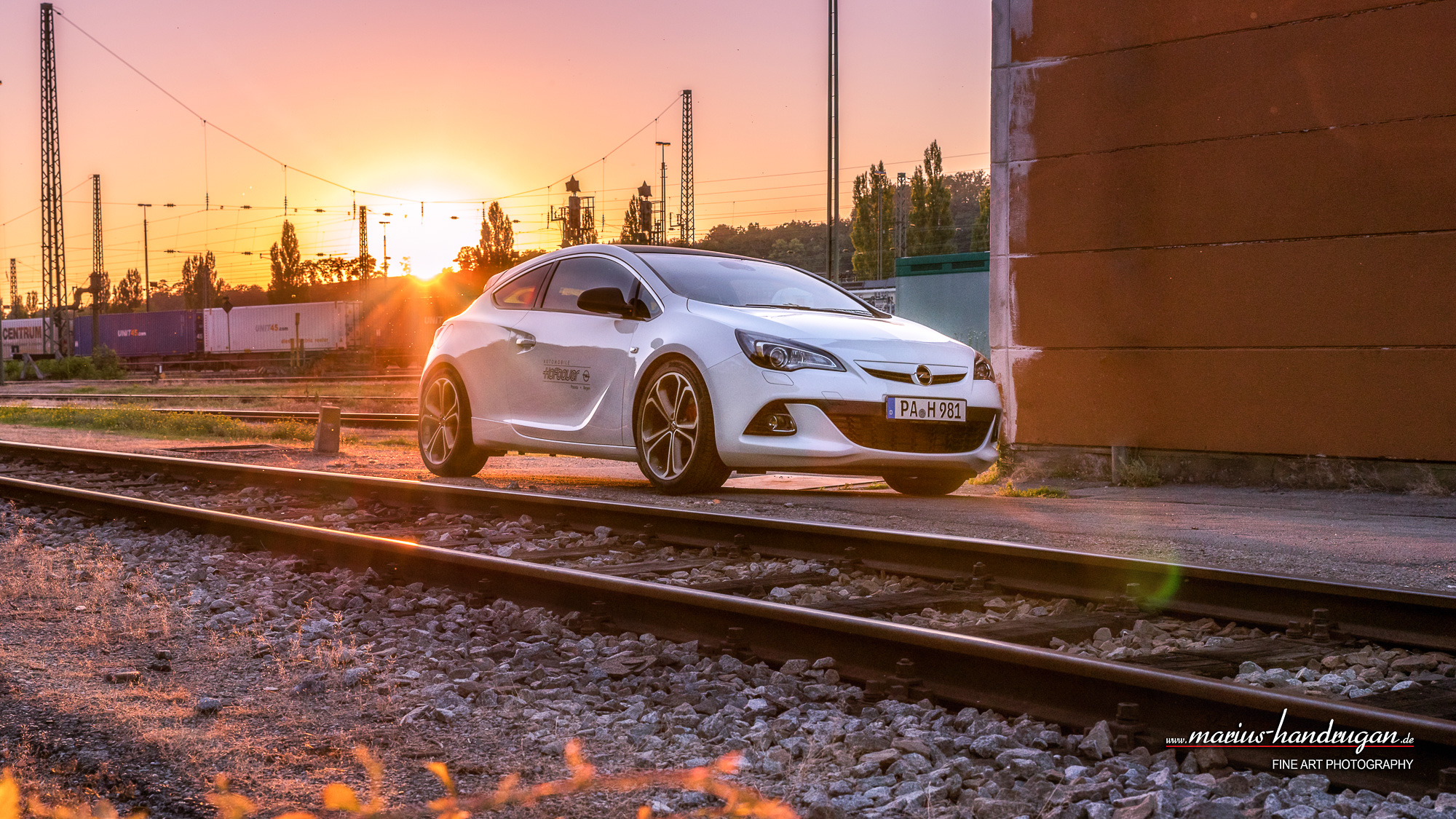Professionelle Werbefotos für Autohäuser