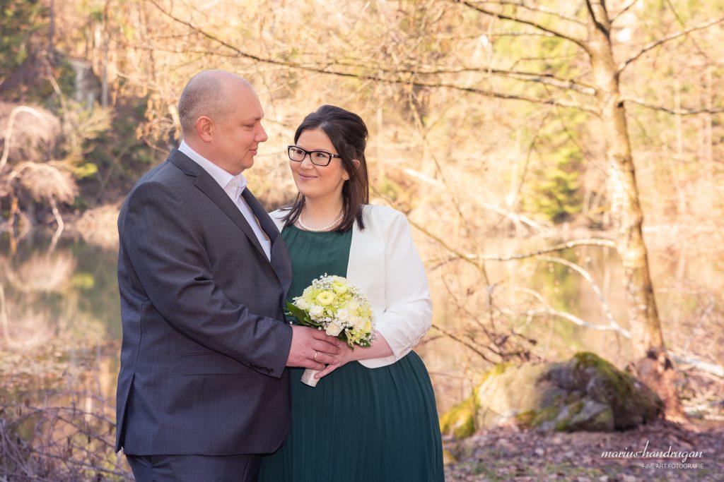 Romantische Hochzeitsfotos in Passau, Hauzenberg, Vilshofen